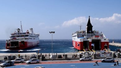 Photo of Τήνος – Δρομολόγια Fast Ferries έως 06 Σεπτεμβρίου
