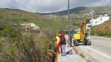 Photo of Τήνος: Ξεκίνησε η επισκευή του ηλεκτροφωτισμού στον Περιφερειακό