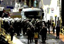 Photo of Κοινό Τηνίων: «Βίαιη κρατική καταστολή και αστυνομοκρατία στα νησιά»