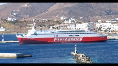 Photo of Επιστρέφει το Fast Ferries Andros