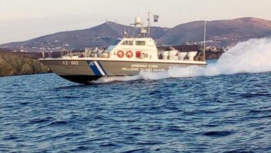 Photo of Μεταφορά ασθενούς από Τήνο για Σύρο